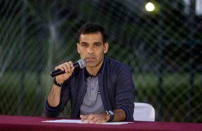 Jueza mexicana descongela dos cuentas de Rafa Márquez