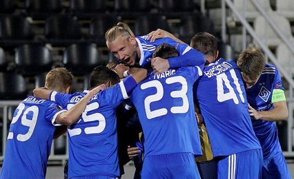 Milán, Arsenal, Lazio, Zenit, Niza, Steaua y Dinamo Kiev, marcan distancia