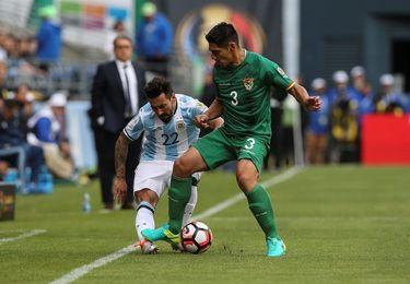 Luis Gutiérrez, nuevo convocado en Bolivia para lances con Brasil y Uruguay