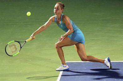 La ucraniana Bondarenko gana a Babos y logra el segundo título de su carrera