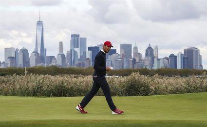 EE.UU. se queda a un punto de su décimo título de la la Presidents Cup de golf