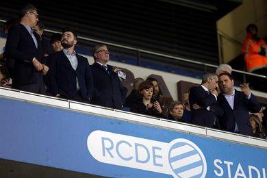 El Espanyol condena la violencia y pide diálogo a los políticos