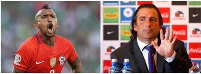 Chile, con Pizzi del cielo de la Copa América al abismo de Rusia 2018