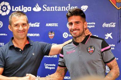 Samu García estará tres semanas de baja por rotura muscular