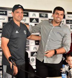 Aldo Bobadilla deja al líder para entrenar a Olimpia tras marcha de Almeida
