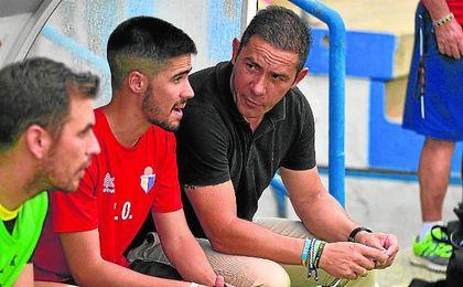 Juan Carlos Gómez se muestra cauto pero feliz.