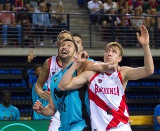 El Baskonia busca su primer triunfo en el debut del Estudiantes