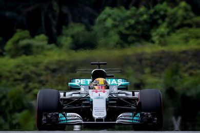 Red Bull y Ferrari, una doble amenaza para Mercedes en Suzuka