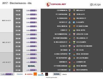Fecha y hora para el Betis-Cádiz de Copa