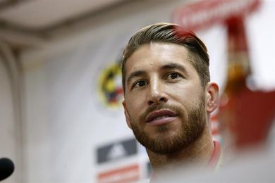"""Ramos: """"Para mi ´chapeu´ e impecable el discurso del Rey"""""""