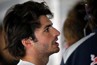 Carlos Sainz, penalizado con veinte puestos en la parrilla de salida