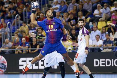 31-25: Los azulgrana remontan cinco tantos en contra y arrollan al Nantes