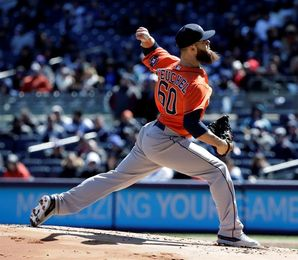 8-2. Keuchel y Correa ponen a Astros a un triunfo de Campeonato Americana