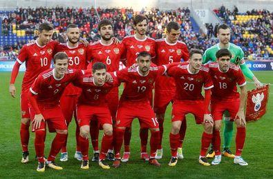 Fernandes y Rausch debutan con la selección rusa ante Corea del Sur (4-2)