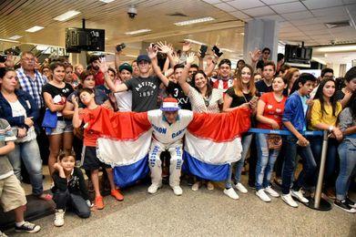Sanabria, héroe nacional en Paraguay