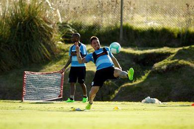 Homenajean a ´Cebolla´ Rodríguez por sus 100 partidos con Uruguay