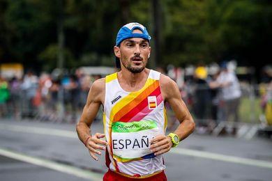 Jesús España y Cristina Jordán gana la II Carrera Profuturo en Madrid