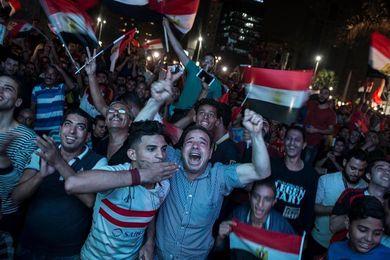 Salah conduce a Egipto hacia un mundial 28 años después