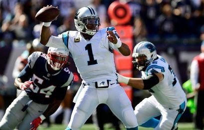 24-27. Newton supera semana de críticas y derrota a los Lions