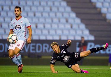 El Celta no gana en el Estadio de Gran Canaria desde el 2001