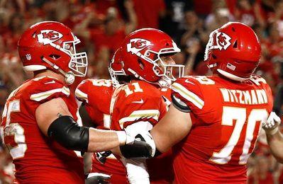 Chiefs, único invicto en la NFL; Eagles y Packers siguen fuertes