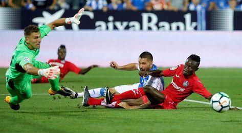 """Guaita: """"Siempre es especial jugar partidos contra el Real Madrid"""""""