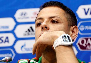 ´Chicharito´ y ´Chucky´ Lozano se perderán el partido con Honduras