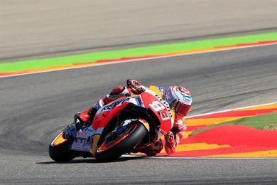 """Márquez: """"Quedan cuatro GP esta temporada y debemos dar el 100% en todos"""""""