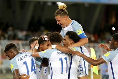 Inglaterra pasa a segunda ronda y Chile dice adiós