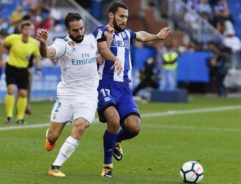 """Pedraza: """"Es momento de reivindicarse ante la Real Sociedad"""""""