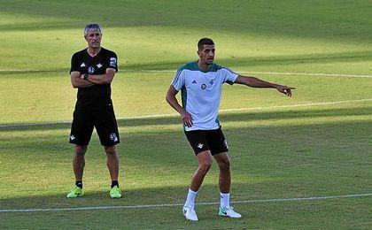 Feddal da marcha atrás en su renuncia a jugar con Marruecos.