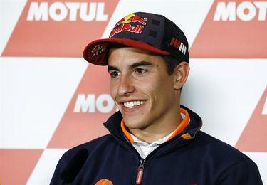 """Márquez prefiere una carrera en seco, pero espera """"estar entre los primeros"""""""