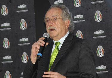 """Osorio dirigirá a México en Rusia"", dice presidente de la federación"
