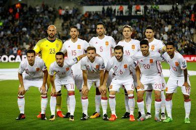 España jugará contra Rusia y Costa Rica en su preparación del Muncial 2018