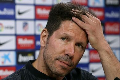 "Simeone, sobre el pase de Argentina al Mundial: ""Messi demostró que es el mejor"""
