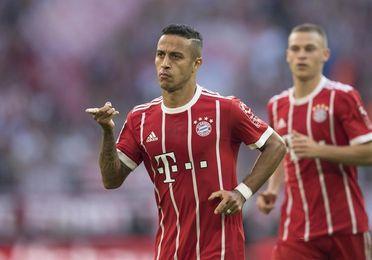 El Bayern, sin James, celebra con goleada el regreso de Heynckes