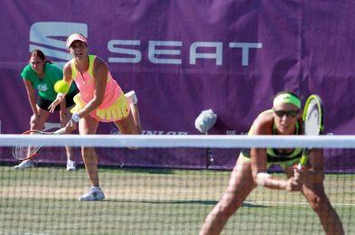 Caroline Garcia y María José Martínez se clasifican para el Masters