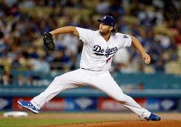 Los Dodgers designan a Kershaw y los Cachorros desconocen quién será su abridor