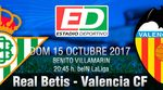 Real Betis-Valencia: Blindar el templo para alimentar la fe
