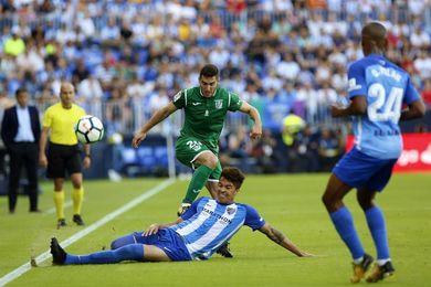 0-2. El Leganés hunde un poco más al Málaga y pone contra las cuerdas a Míchel
