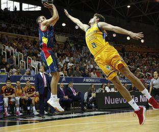 78-76. MoraBanc Andorra logra su primera victoria en la Liga en una final de infarto