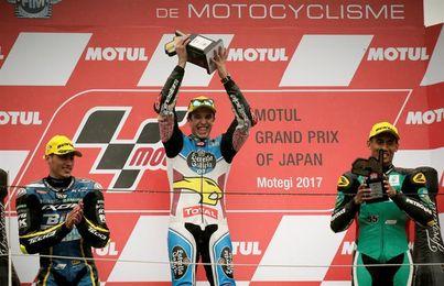 Contundente victoria de Alex Márquez