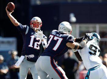 17-24. Brady impone una marca de triunfos al superar a los Jets
