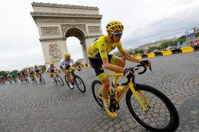 Adoquines, Alpe d´Huez y crono final en el País Vasco francés en el Tour 2018