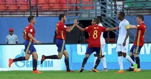 España y Francia reeditan en octavos los cuartos de final del Europeo