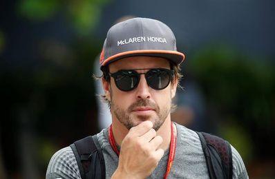 """Fernando Alonso pide """"leyes más duras"""" para los causantes de los incendios"""