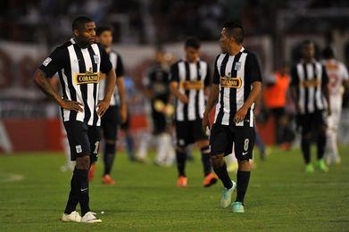 Manzaneda corta una racha de cinco triunfos consecutivos de Alianza Lima