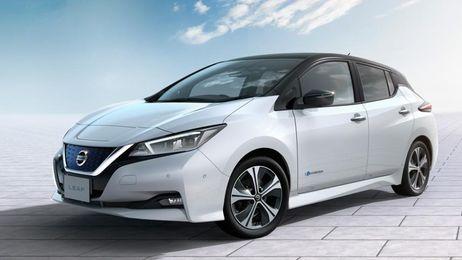 El nuevo Nissan LEAF, el vehículo del futuro en el presente.