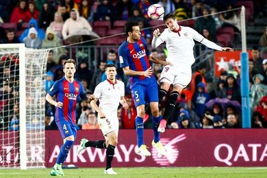 El Barcelona-Sevilla se jugará el sábado 4 de noviembre a las 20.45