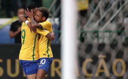 Brasil enfrentará a Rusia en Moscú en preparación para el Mundial